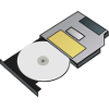 Ext. ROM-drives