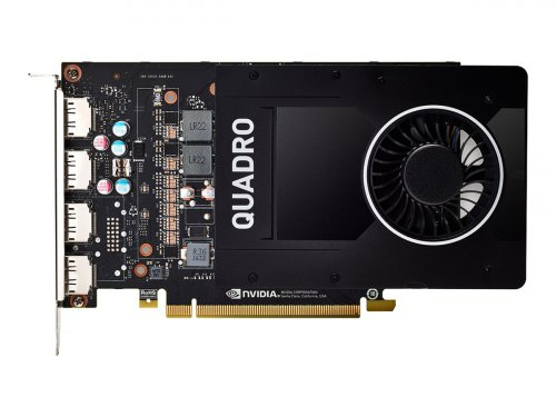 PNY VCQP2000-PB Quadro P2000 5GB GDDR5 graphics card ( VCQP2000-PB )