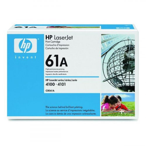Hewlett-Packard (Original) HP 61A black ( C8061A )