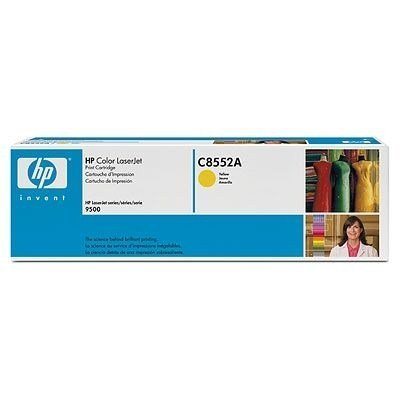 Hewlett-Packard (Original) HP 822A (C8552A) Toner yellow