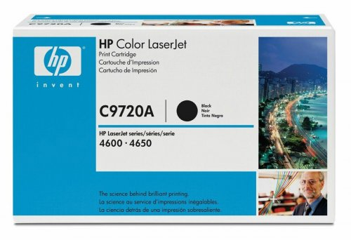 Hewlett-Packard HP 641A black ( C9720A )