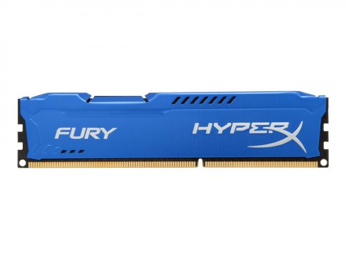 HyperX FURY - DDR3 - 8 GB - DIMM 240-PIN - 1600 MHz / PC3-12800 - CL10