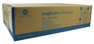 Konica Minolta A0DKJ52 Toner Value Kit Toner cyan, magenta, yellow ( A0DKJ52 )