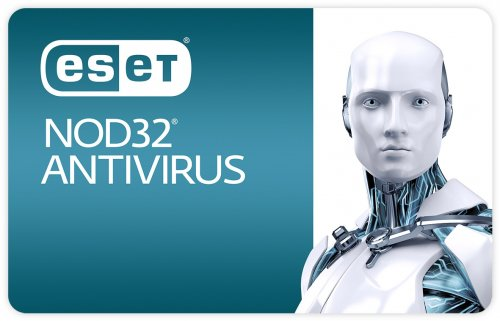 ESET NOD32 Antivirus 1User N3