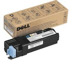 Dell 593-10259 - KU051 - CT200945 - Toner cyan - Toner cyan - für Color Laser Printer 1320c 1320cn