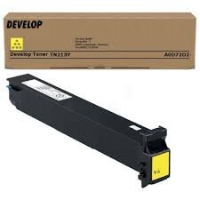 Develop TN-213Y - A0D72D2 - Toner yellow - für ineo+ 203, 253