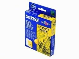 brother LC-1000Y Tinte yellow
