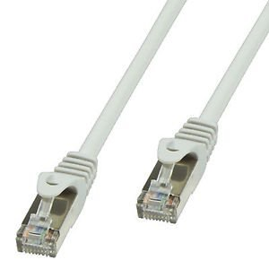 LogiLink - Patch-Kabel - RJ-45 (M) - RJ-45 (M) - 5 m - SF/UTP