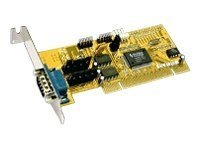 Exsys EX-41252 - Serieller Adapter - PCI 64 Low Profile - RS-232/V.24
