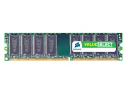 Corsair DDR2 800 MHz 2GB 240 DIMM ( VS2GB800D2 )
