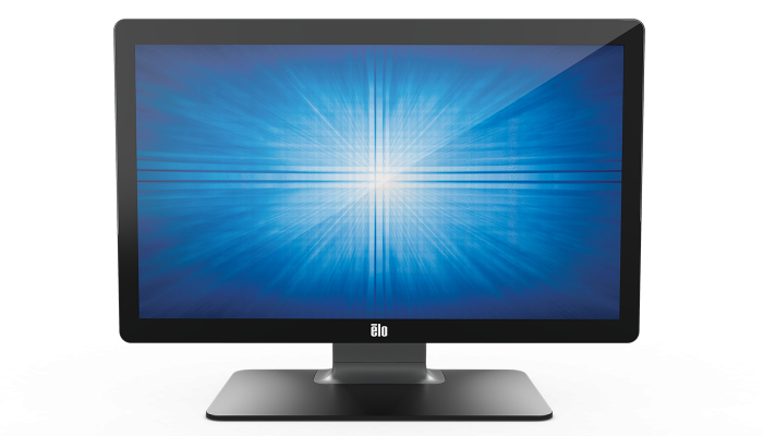 Elo Touch Solutions Elo Touch Solution 2203LM 54,6 cm (21.5 Zoll) 1920 x 1080 Pixel Multitouch Schwarz ( E124347 )