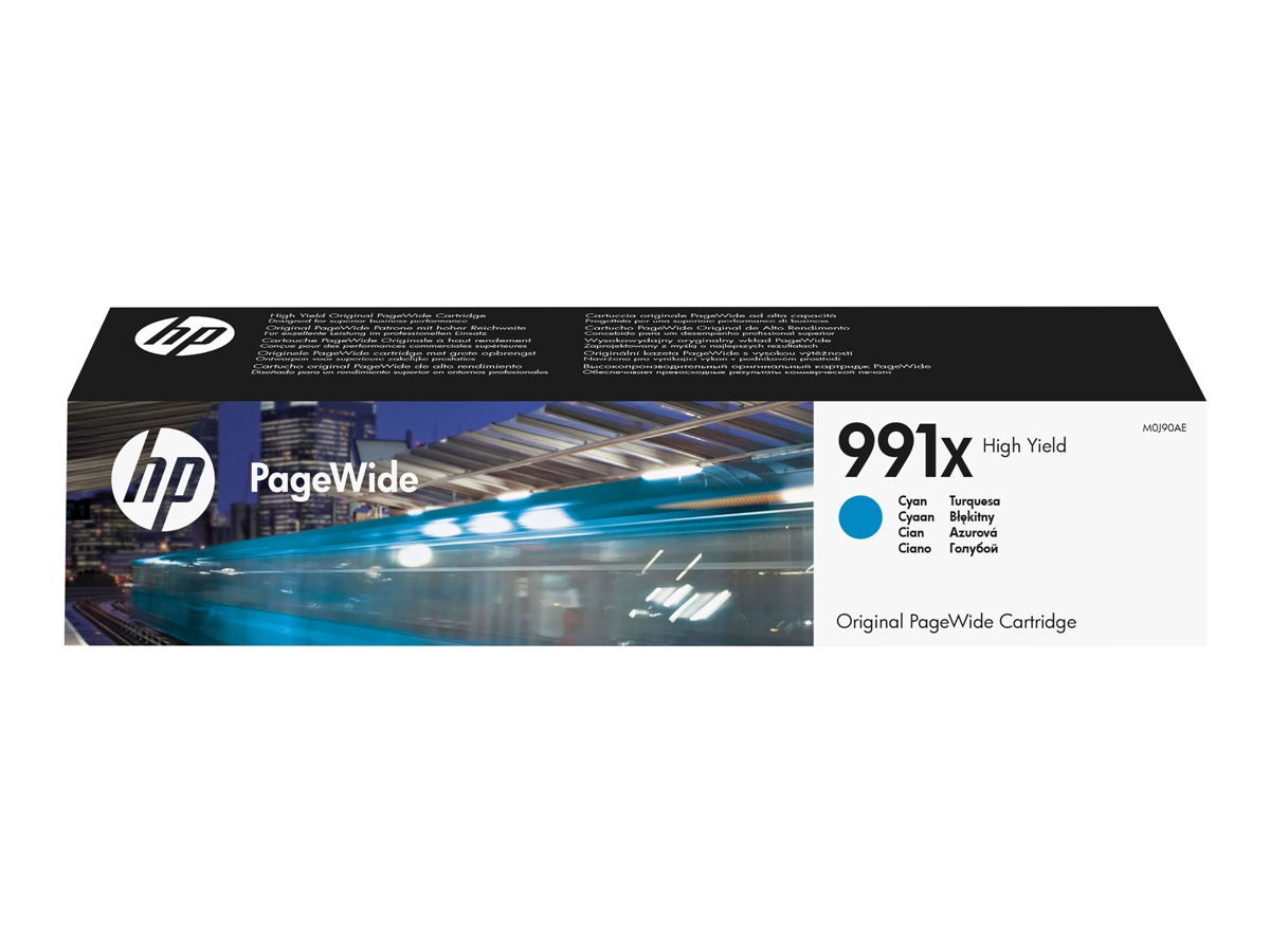 HP Inc. HP 991X - M0J90AE - für PageWide Color 755 MFP 77X; PageWide Managed P77740 P77750; PageWide Pro 750 77X