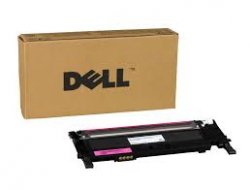 Dell - Magenta - Original - Tonerpatrone - für Multifunction Color Laser Printer 1235cn