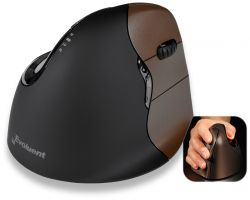Evoluent VerticalMouse 4 mouse Right-hand RF Wireless Optical ( VM4SW )