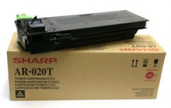 Sharp AR020T 16000pages Black laser toner & cartridge ( AR020T )