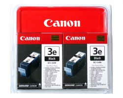 Canon BCI-3EBK, 2-pack Black ink cartridge ( 4479A298 )