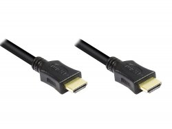 Alcasa 4514-015 1.5m HDMI HDMI Black HDMI cable ( 4514-015 )