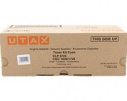 UTAX 4472610011 5000pages Cyan laser toner & cartridge ( 4472610011 )