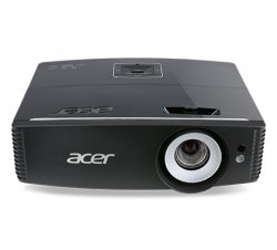 Acer P6500 Wall-mounted projector 5000ANSI lumens DLP 1080p (1920x1080) Black data projector ( MR.JMG11.001 )