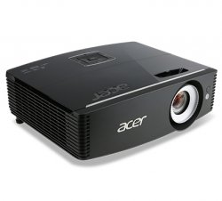 Acer Professional and Education P6200 Desktop projector 5000ANSI lumens DLP XGA (1024x768) 3D Black data projector ( MR.JMF11.001 )