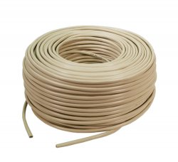 LogiLink CPV0019 networking cable Beige 100 m Cat5e ( CPV0019 )