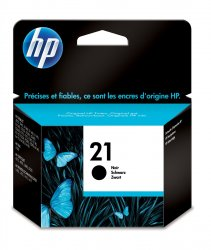 HP 21  Standard Yield Black ( C9351AE )