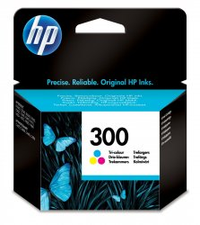 HP 300 1 pc(s)  Standard Yield Cyan, Magenta, Yellow ( CC643EE )