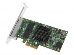 Intel Ethernet Server Adapter I350-T4 - Netzwerkadapter - PCIe 2.1 x4 Low Profile - 1000Base-T x 4