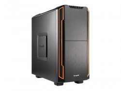 be quiet! Silent Base 600 - Tower - ATX - ohne Netzteil - orange - USB/Audio