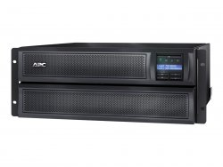 APC Smart-UPS X 3000 Rack/Tower LCD - USV (in Rack montierbar/extern) - Wechselstrom 230 V - 2700 Watt - 3000 VA - Ethernet 10/100, RS-232, USB
