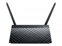 ASUS RT-AC51U - Wireless Router - 4-Port-Switch - 802.11a/b/g/n/ac - Dual-Band