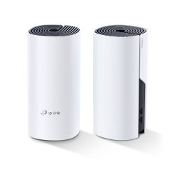 TP-LINK Deco P9 (2-pack) Dual-Band (2,4 GHz/5 GHz) Wi-Fi 5 (802.11ac) Weiß Intern ( DECO P9(2-PACK) )