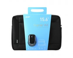Acer NP.ACC11.02A notebook case 39.6 cm (15.6) Toploader bag Black ( NP.ACC11.02A )
