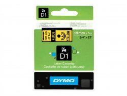 DYMO D1 Standard 19mm x 7m D1 label-making tape ( S0720880 )