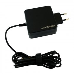 LC-Power LC60NB-PRO-SURF power adapter/inverter Indoor 60 W Black ( LC60NB-PRO-SURF )