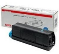 OKI 42804507 Laser toner 3000pages Cyan laser toner & cartridge ( 42804507 )