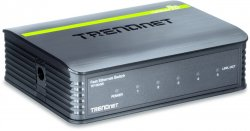 Trendnet 5-Port 10/100Mbps Switch Unmanaged ( TE100-S5 )