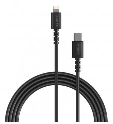 Anker A8612G11 lightning cable 0.9 m Black ( A8612G11 )