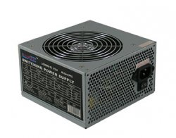 LC-Power LC500H-12 power supply unit 500 W Grey ( LC500H-12 )