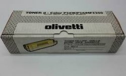 Olivetti B0616 toner cartridge 1 pc(s)  Yellow ( B0616 )