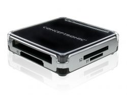 Conceptronic USB 2.0 All in One memory card reader/writer ( CMULTIRWU2 )