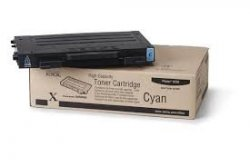 Xerox Hi-Capacity Cyan Toner Cartridge (5,000 Pages*) ( 106R00680 )