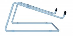 R-Go Tools R-Go Steel Office Laptop Stand, White ( RGOSC020W )