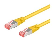 Digitus DK-1644-A-050/Y networking cable Yellow 5 m Cat6a S/FTP (S-STP) ( DK-1644-A-050/Y )