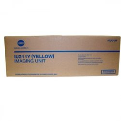 Konica Minolta IU-211Y 5500pages Yellow ( A0DE06F )