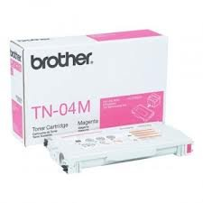Brother TN04M Magenta Toner Cartridge 6600pages Magenta ( TN04M )