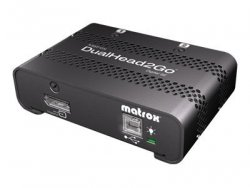 Matrox DualHead2Go Digital SE DisplayPort/DVI ( D2G-DP2D-IF )