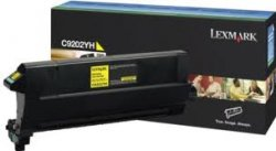 Lexmark 00C9202YH 14000pages yellow ( C9202YH )