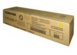 Toshiba T-FC35EY Laser toner 21000pages yellow ( 6AJ00000053 )
