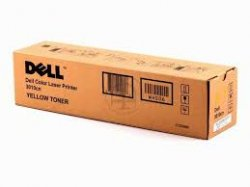 DELL Toner Yellow Laser toner 2000pages yellow ( 593-10156 )
